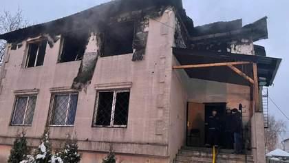 Харьковчанка сутки искала бабушку из сгоревшего пансионата, и нашла ее живой