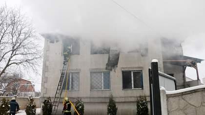 Пожар в харьковском доме престарелых: число жертв возросло