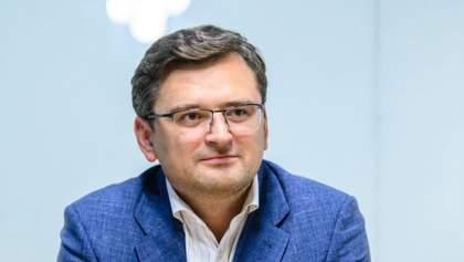 Кулеба запевнив, що Сійярто не зможе в Києві диктувати свої умови