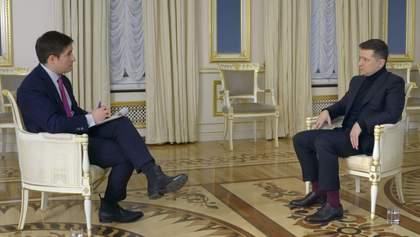 """Зеленский заявил, что угрозы от Китая не видит, но """"Мотор Сич"""" ему не отдаст"""