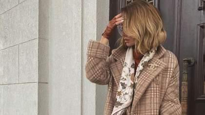 Трендовые пальто весны 2021: стильные варианты