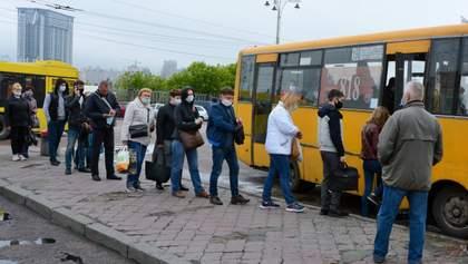 На Львовщине водителя автобуса оштрафовали на 17 тысяч гривен за стоячих пассажиров