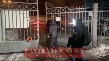 Охорона заблокувала кіностудію Довженка, звідки ZIK транслюють у ютуб