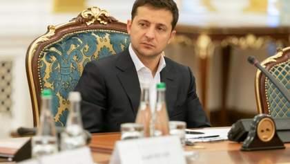 Зеленский не объяснял свою позицию относительно санкций против каналов Медведчука