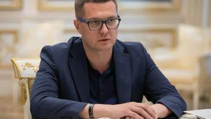 Санкції – послідовний крок у боротьбі з російською агресією, – Баканов