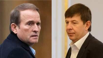 Тарас Козак є гаманцем Медведчука, – Шабунін пояснив причину
