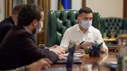 Угрозы свободе слова нет, – Зеленский успокоил руководителей украинских телеканалов