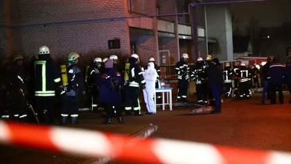 Нові деталі пожежі у запорізькій лікарні: загинула медик та троє пацієнтів – фото, відео