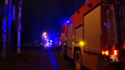 У Запоріжжі оголосили траур через пожежу у лікарні