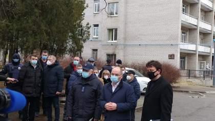 Степанов анонсував перевірки у всіх лікарнях через пожежу у Запоріжжі