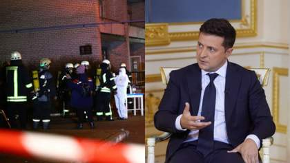 Головні новини 4 лютого: у запорізькій лікарні спалахнула пожежа, рейтинг Зеленського впав