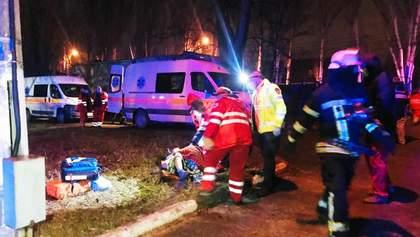 Пожежа в запорізькій лікарні: стан врятованих пацієнток погіршився