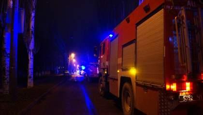 Через пожежу у запорізькій лікарні затримали першого підозрюваного: деталі