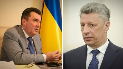 Данілов до Бойка: Санкції будуть тривати, зокрема щодо деяких депутатів у Раді
