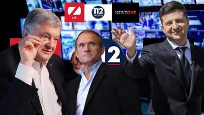 Зеленский ударил Порошенко в электоральное ядро: блокирование каналов изменило мнения украинцев