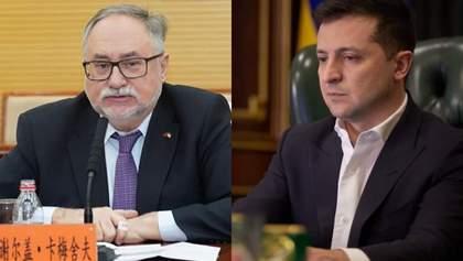 Головні новини 15 лютого: помер посол Камишев, рейтинг Зеленського зріс