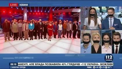 Список пропагандистів: Стерненко оприлюднив реєстр журналістів з медведчуківських каналів