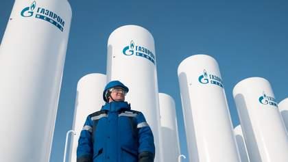 """Доходи російського """"Газпрому"""" у 2020 році різко обвалилися: як саме"""
