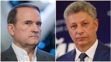 Після блокування каналів Бойко займатиме іншу позицію, ніж Медведчук, – політолог