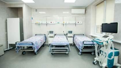 Во львовский госпиталь привезли первых больных COVID-19 из Прикарпатья