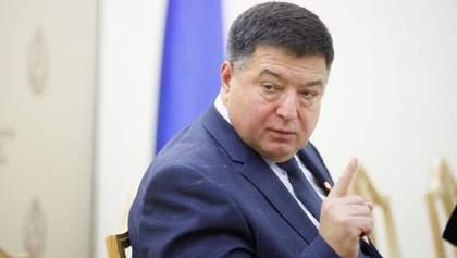 За коррупцию Тупицкому грозит 3400 гривен штрафа, – НАПК