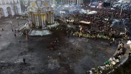Шлях до Європи проліг через Небо, – українські політики згадали Героїв Небесної Сотні