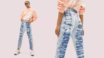 Як пофарбувати джинси в техніці тай-дай: 5 легких кроків