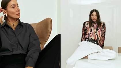 Сорочка, майка та неонова футболка: тренди капсульної колекції Юлії Пеліпас та Rika Studios