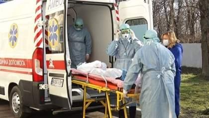 На межі колапсу: на Закарпатті щодня госпіталізують по 200 хворих на COVID-19