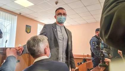 Складу злочину немає: як суд сам собі протирічить у справі Стерненка