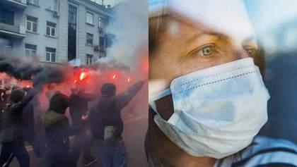 Головні новини 27 лютого: останній мирний протест за Стерненка, Буковина у червоній зоні