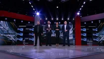 В эфире Лукаш и Добкин: в Украине начал вещать новый медведчуковский канал