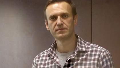 """Навальному у колонії забезпечать """"абсолютно нормальні умови"""", – федеральна служба Росії"""