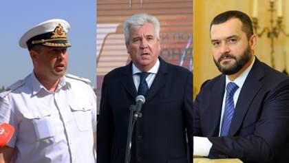 Зрадники та втікачі: що відомо про людей, які опинилися під санкціями РНБО