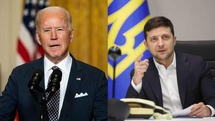 Байден і Зеленський досі не поговорили: Милованов назвав причину
