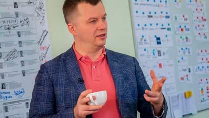Українська політика – бочка з гі*ном, – Милованов