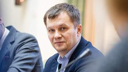 Люди, які заперечували розстріли на Майдані, мають бути в тюрмі, – Милованов про Татарова