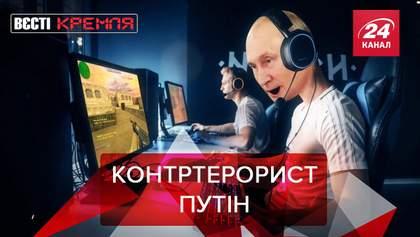 Вєсті Кремля: Кадиров подякував Путіну за порятунок світу