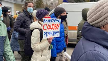 Акції на підтримку Стерненка: активісти дали Зеленському час до 9 березня