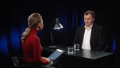 Почему денег от МВФ нет, а Байден не звонит Зеленскому: интервью с Миловановым