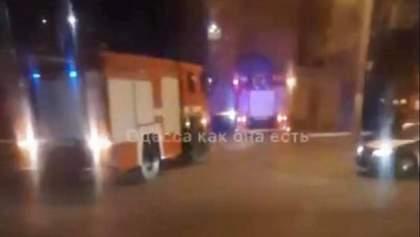 У СІЗО, де перебуває Стерненко, спалахнула пожежа: відео