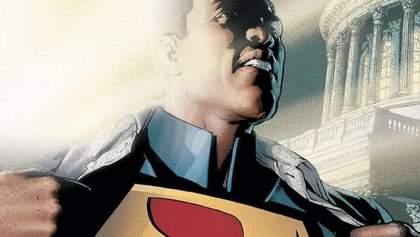 Warner Bros. готовят фильм о темнокожем Супермене