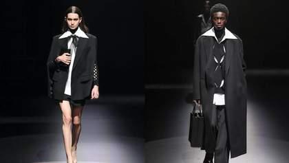 Вы должны это увидеть: коллекция Valentino осень – зима 2021/2022 – фото, видео