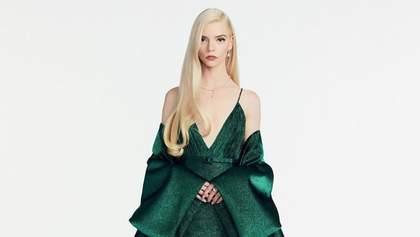 Как создавали платья Dior Couture для лауреата Золотого глобуса Ани Тейлор-Джой: детальные фото