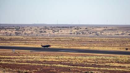 Бойовий дрон Loyal Wingman від Boeing здійснив перший політ: потужне відео