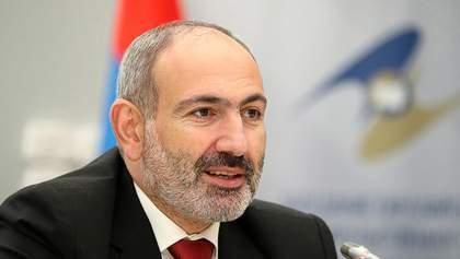 Пашинян сподівається провести у Вірменії позачергові вибори