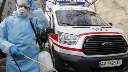В Україні вперше за довгий час виявили понад 10 тисяч хворих на коронавірус за добу
