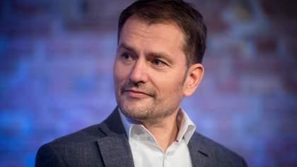 Это было неуместно, – премьер Словакии извинился за шутку о Закарпатье