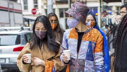 Главные streetstyle-тренды на Неделе моды в Нью-Йорке: что будет актуальным осенью 2021 года