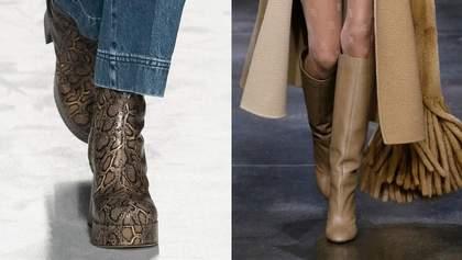 Горячие хиты: лучшая обувь с Недели моды в Милане, которую осенью будут носить все